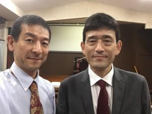 講師と牧師